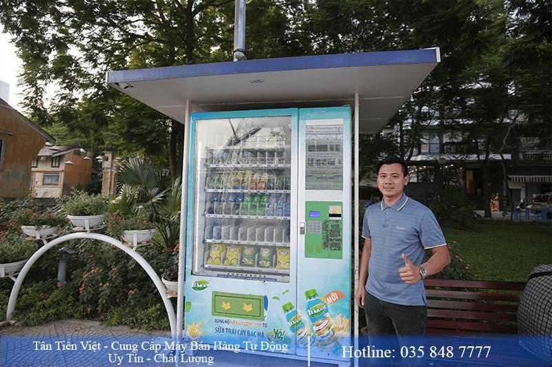 Nhà cung cấp máy bán hàng tự động uy tín chất lượng tại Hà Nội-005