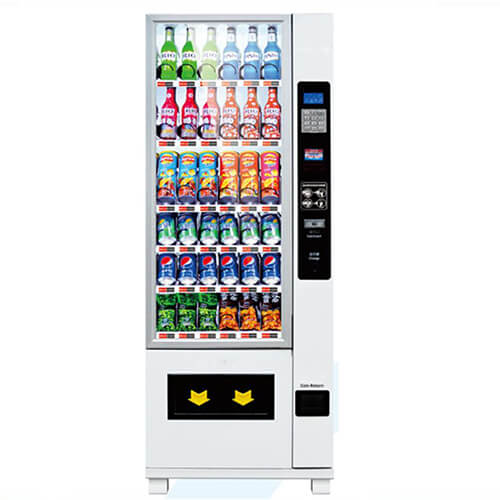 Máy bán hàng tự động D720-10D-01